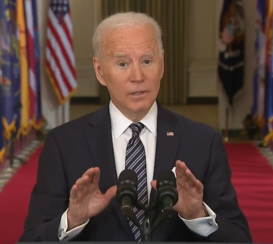 Biden Has No Plans To Visit US-Mexico Border To See the Mess He Created