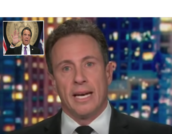 CNN's Chris Cuomo Gives Brief Statement On His Show About Allegations Against His Brother, 'CNN Has To Cover It' [VIDEO]