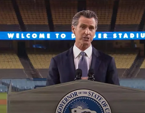 Gavin Newsom Tells Californians They Are Never Going Back To Normal After COVID Because of 'Acceptance of Inequality'