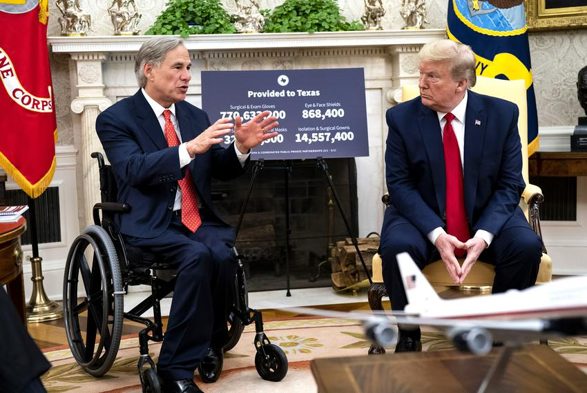 Gov. Abbott Deploys Texas National Guard, State Troopers to Counter Biden's 'Open Border Policies'
