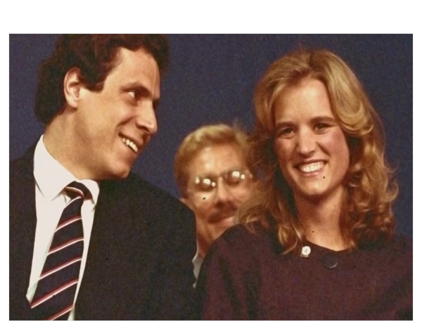 Biographer: Andrew Cuomo's Abusive Behavior So Bad His Ex-Wife Kerry Kennedy Had to Sleep in a Locked Bathroom