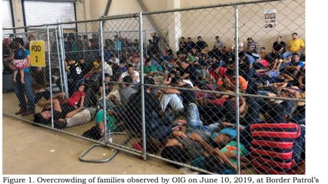 Border Agent Gives Inside Account of Overcrowded Facilities