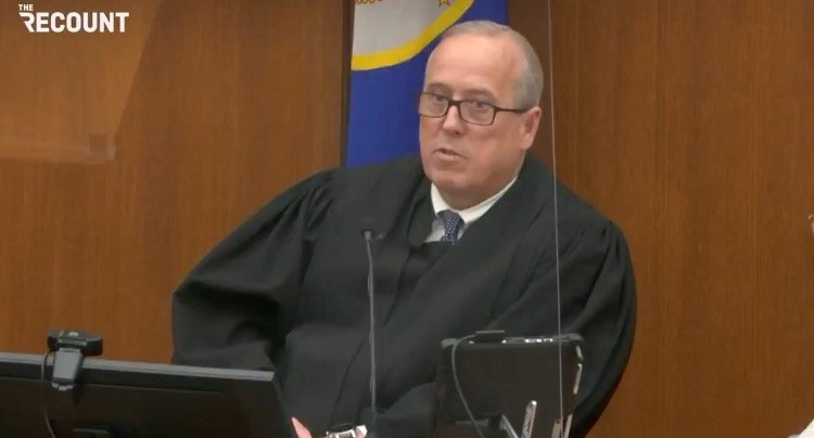 """Judge in Chauvin Trial Blasts Maxine Waters For Her Threatening Comments to Jurors, """"Abhorrent"""" and """"Disrespectful"""" (VIDEO)"""