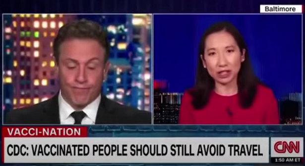 CNN Medical Analyst Pushes Biden Administration to Tie Vaccinations To Constitutional Freedoms [VIDEO]