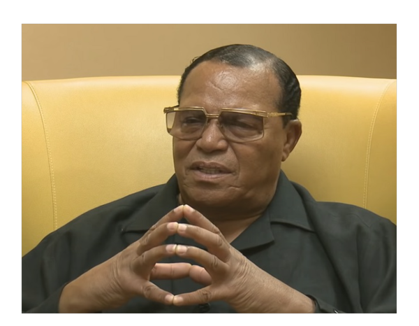 Louis Farrakhan Mourning the Death of Nation of Islam's 'Brother' Noah Green Who Killed a Capitol Police Officer