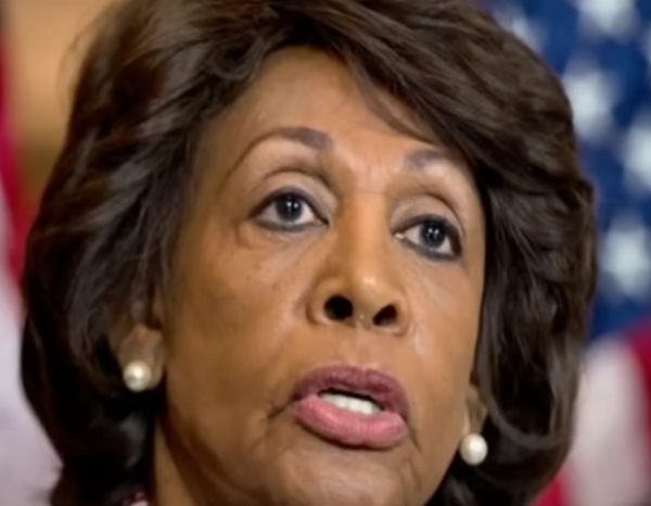 Documents Revealed Maxine Waters Requested Police Protection For Her Recent Trip To Minnesota