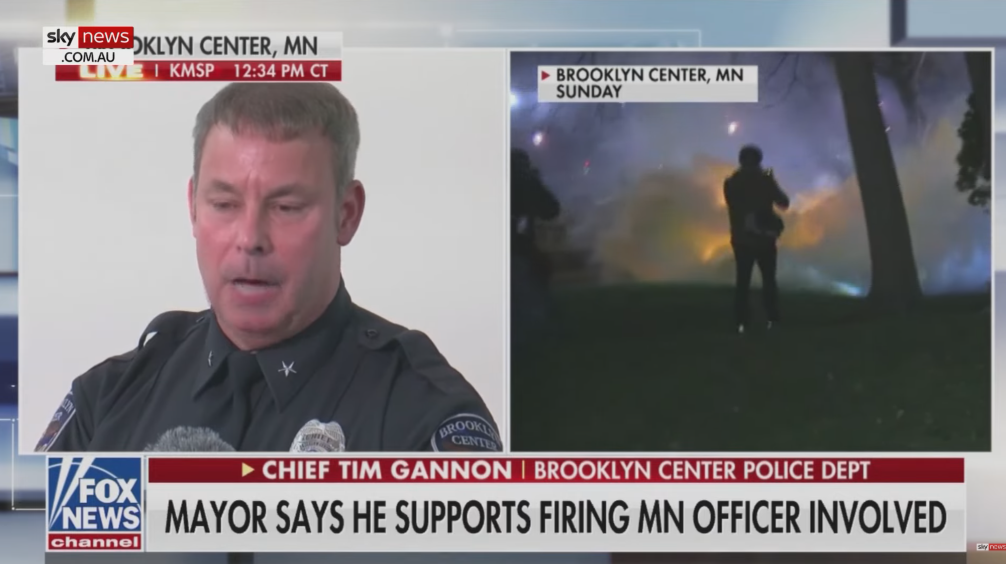 Reporters Tell Minnesota Police Chief to Stop Calling Cops Being Pelted With Bricks and Concrete a 'Riot'