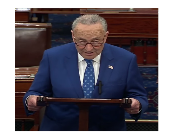 Schumer Wants To Use 'Reconciliation' Process To Pass Amnesty For Up to 25 Million Illegal Aliens